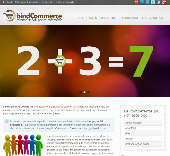 bindCommerce.biz-screenshot